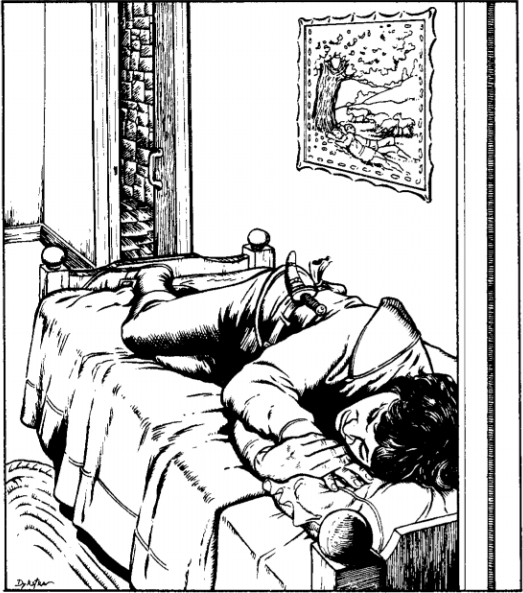 Slumbering Thief