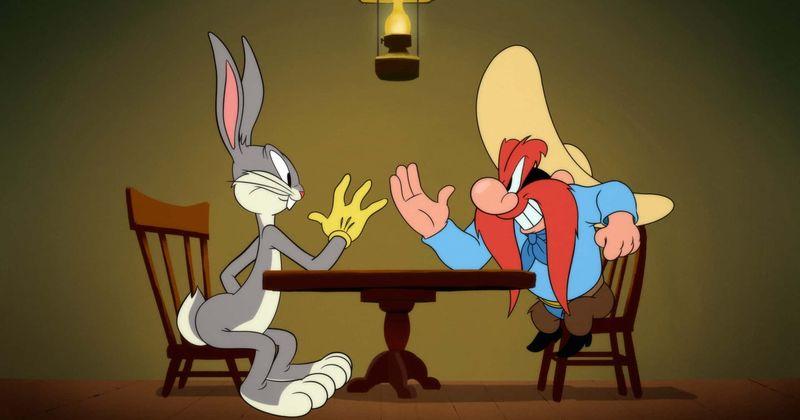 Bugs Bunny and Yosemite Sam (HBO MAX)